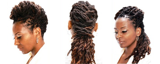 5 Stages of Locs/Dreads